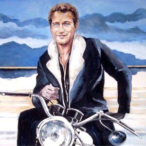 the blue rider - volto