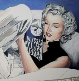 marilyn - not only a dolly. dettaglio